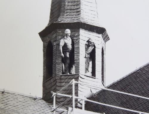 1980: Restauration der Pfarrkirchen